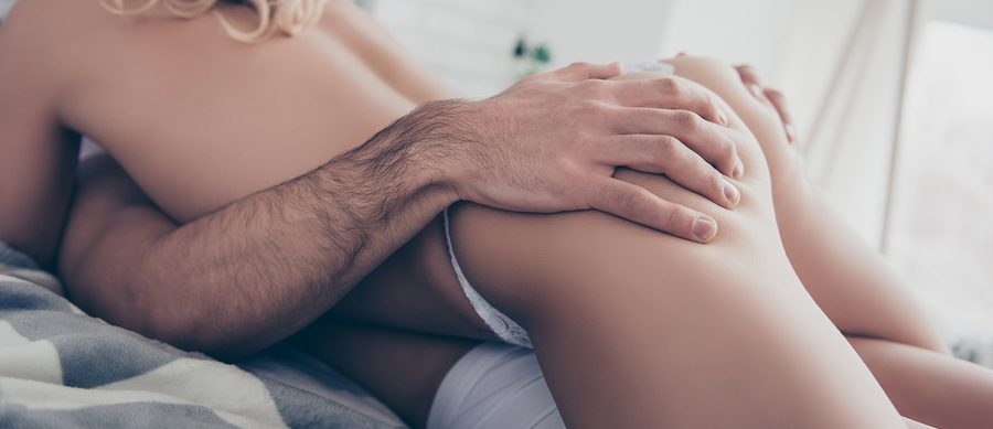 Sleeping without clothes with a partner is an amazing benefit